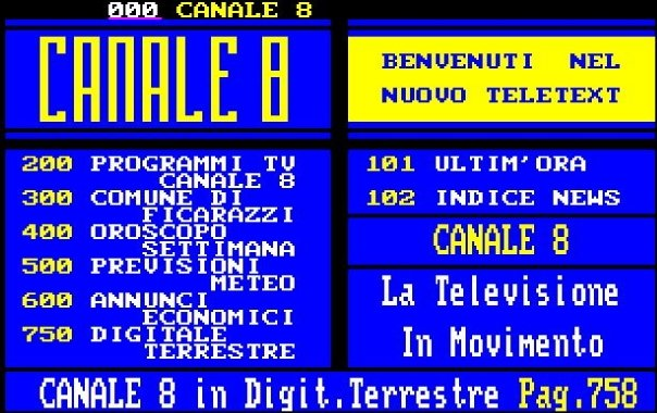 canale8text
